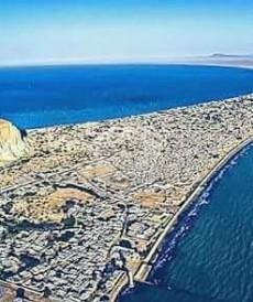 208 Kanal Industrial Land For Sale in Gwadar Industrial Estate, Gwadar