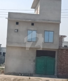 3 Bed 4 Marla House For Sale in Ghous Garden, Lahore