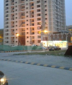 850 Sq. Ft. Flat For Sale in Lignum Tower, DHA Defence Phase 2