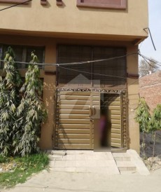 3 Bed 5 Marla House For Sale in Harbanspura, Lahore