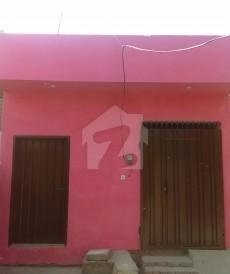 1 Bed 3 Marla House For Sale in Awan Market, Ferozepur Road