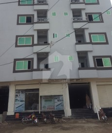 4 Bed 1,100 Sq. Ft. Flat For Sale in Gulberg, Peshawar
