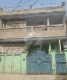 6 Bed 6 Marla House For Sale in New Satellite Town, Sargodha