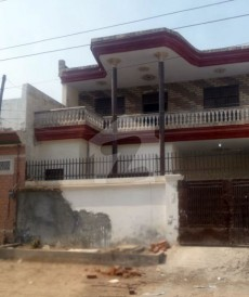 4 Bed 6 Marla House For Sale in New Satellite Town, Sargodha