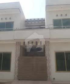 3 Bed 4 Marla House For Sale in Asad Park, Sargodha