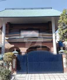6 Bed 1.1 Kanal House For Sale in Marghzar Officers Colony - Block H, Marghzar Officers Colony