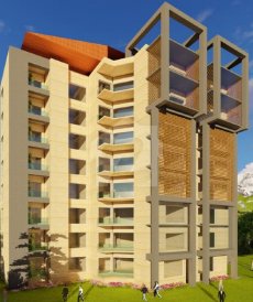 3 Bed 2,400 Sq. Ft. Flat For Sale in Abbottabad Heights Road, Abbottabad