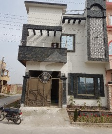 4 Bed 5 Marla House For Sale in Lahore Medical Housing Society, Lahore