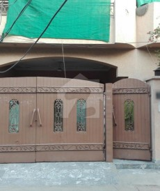 4 Bed 8 Marla House For Sale in Iqbal Park, Lahore