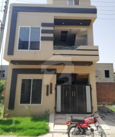 3 Bed 3 Marla House For Sale in Canal Garden, Lahore