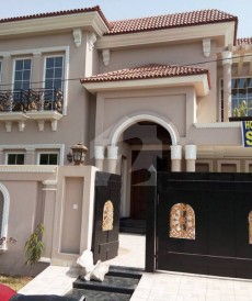 5 Bed 1.05 Kanal House For Sale in Wapda Town, Lahore