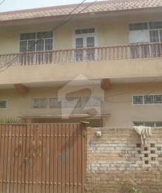 4 Bed 7 Marla House For Sale in Satellite Town, Sargodha