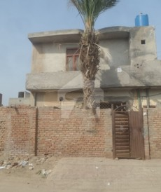 3 Bed 3 Marla House For Sale in Satellite Town, Sargodha