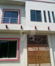 3 Marla House For Sale in Ghous Garden, Lahore