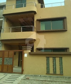 4 Bed 8 Marla House For Sale in Canal Garden, Lahore
