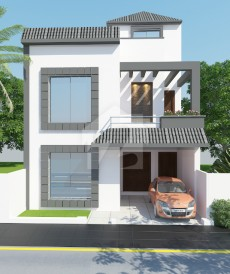 3 Bed 5 Marla House For Sale in Zaitoon - New Lahore City, Main Canal Bank Road