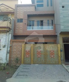 4 Bed 4 Marla House For Sale in Gulzaib Colony, Samanabad