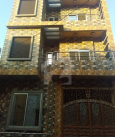 6 Bed 5 Marla House For Sale in Gulzaib Colony, Samanabad