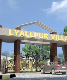 1 Kanal Farm House For Sale in Lyallpur Villas, Canal Expressway