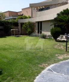 7 Bed 2.25 Kanal House For Sale in Garden Town - Baber Block, Garden Town