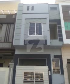 3 Marla House For Sale in Jeewan City Housing Scheme, Sahiwal