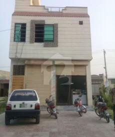 1 Bed 3 Marla House For Sale in Al Rehman Garden Phase 4, Al Rehman Garden