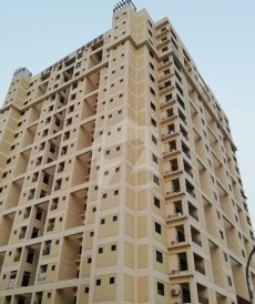 1 Bed 960 Sq. Ft. Flat For Sale in Lignum Tower, DHA Defence Phase 2