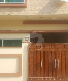 4 Bed 4 Marla House For Sale in Nishat Colony, Lahore