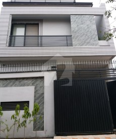 6 Marla House For Sale in Sadaat Town, Lahore