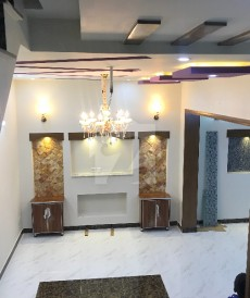 5 Bed 5 Marla House For Sale in Wapda Town, Lahore