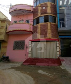 4 Bed 100 Sq. Yd. House For Sale in Qasimabad, Hyderabad