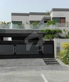 5 Bed 1 Kanal House For Sale in Eden City - Block A, Eden City