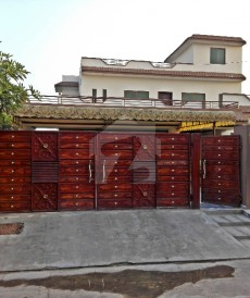 4 Bed 1 Kanal House For Sale in Canal Garden, Lahore