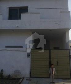 4 Marla House For Sale in Zaheer Villas, Lahore