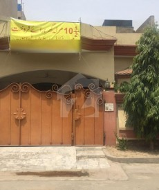 4 Bed 10 Marla House For Sale in Taj Bagh, Lahore
