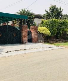 5 Bed 2 Kanal House For Sale in Garden Town - Abu Bakar Block, Garden Town