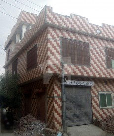 4 Bed 5 Marla House For Sale in Canal Point Housing Scheme, Harbanspura