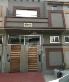 3 Bed 3 Marla House For Sale in Ghous Garden, Lahore
