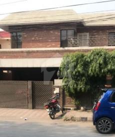 5 Bed 1.1 Kanal House For Sale in Garden Town - Tariq Block, Garden Town
