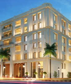 3 Bed 2,554 Sq. Ft. Flat For Sale in Sterling Residences, Gulberg