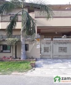 4 Bed 10 Marla House For Sale in Askari 5, Askari