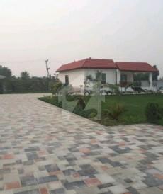 13 Kanal Farm House For Sale in Barki Road, Cantt