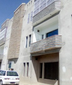3 Bed 2,800 Sq. Ft. Flat For Sale in Jinnah Town, Quetta