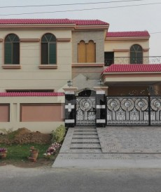 5 Bed 1 Kanal House For Sale in Izmir Town, Lahore