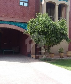 4 Bed 1.15 Kanal House For Sale in Model Town - Block D, Model Town