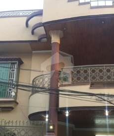 4 Bed 10 Marla House For Sale in Aamir Town, Harbanspura