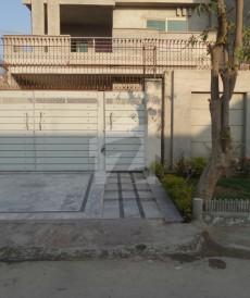 4 Bed 10 Marla House For Sale in Jawad Avenue, Okara