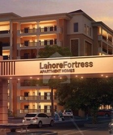 675 Sq. Ft. Flat For Sale in Lahore Fortress Apartment Homes, Raiwind Road