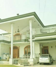 8 Bed 2.4 Kanal House For Sale in Hayatabad, Peshawar