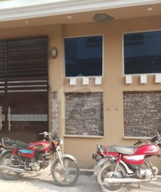 3 Bed 3 Marla House For Sale in Aamir Town, Harbanspura